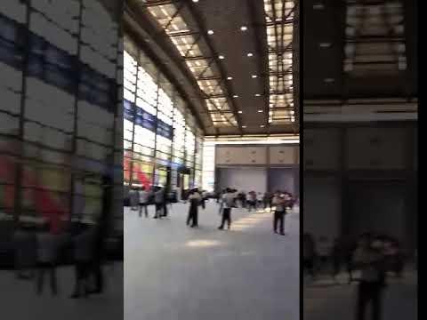 Tradeshow Tradefair Pavilion Builder in Shanghai,Beijing,Guangzhou,Shenzhen and Xiamen YOHO EXPO.