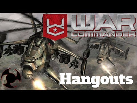 War Commander Hangout - Do you Have BLIND FAITH?
