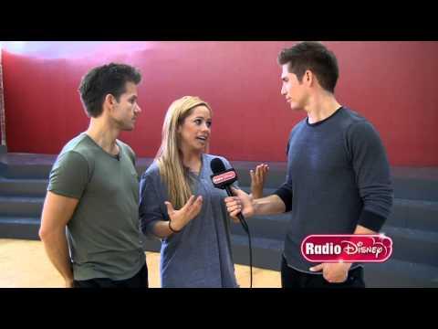 Sabrina Bryan Gets Ready to Rhumba  ABC's Dancing with the Stars AllStars  Radio Disney