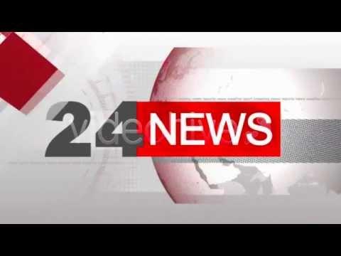 News 24 Broadcast Design & News music (Royalty free media)
