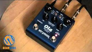 Strymon Ola DBucket Chorus / Vibrato Pedal Is Named After The Wave, We Think (Video)