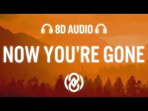 Sandëro & Carl Lazy & Dcoverz - Now You're Gone 8D Audio
