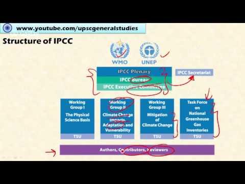 IPCC The Intergovernmental Panel on Climate Change IPCC   Climate change1