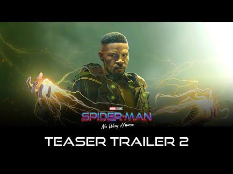SPIDER-MAN: NO WAY HOME (2021) Teaser Trailer 2   Marvel Studios