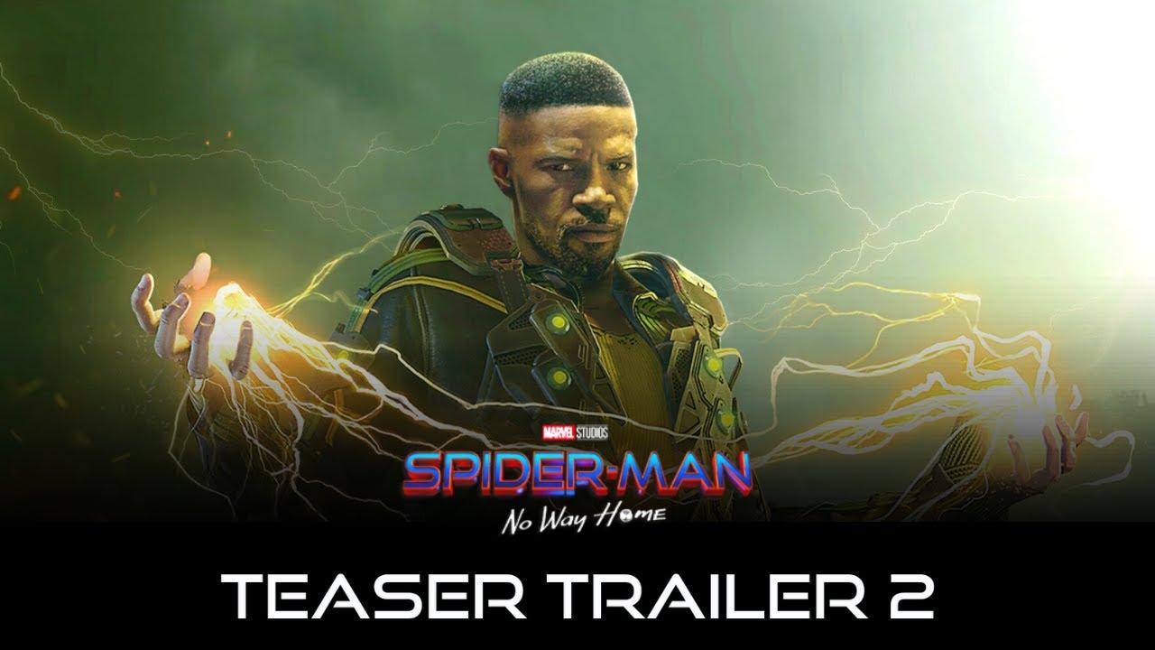Download SPIDER-MAN: NO WAY HOME (2021) Teaser Trailer 2 | Marvel Studios