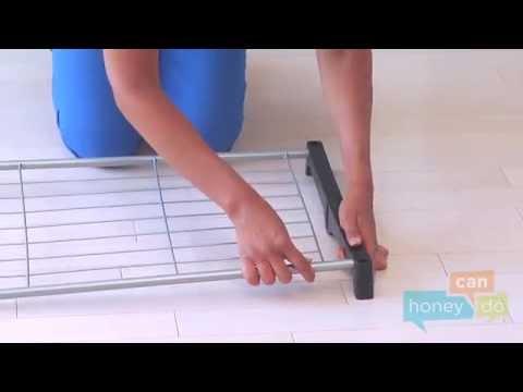 Superbe Honey Can Do WRD 02124 Double Rod Freestanding Closet ...