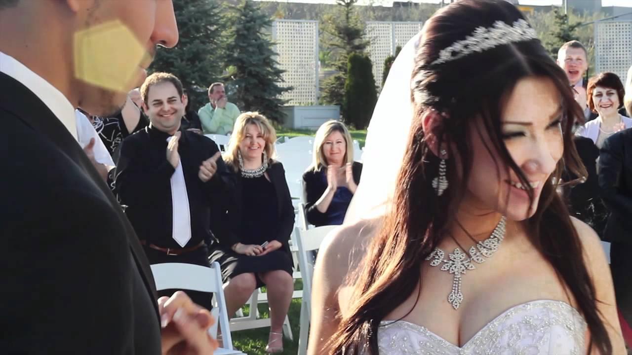Alina & Abbas wedding - YouTube