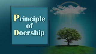 EL Principio de la autoría