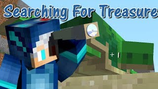 Finding Buried Treasure : Minecraft Aquatic Update : SnapShot : Part 2