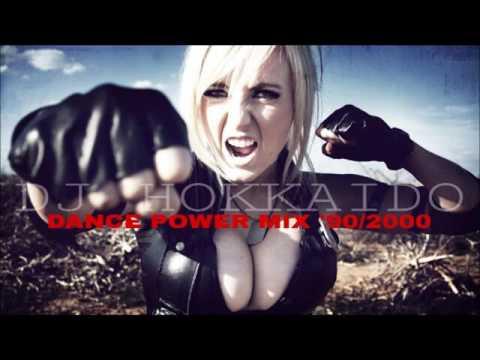 Mega Dance Mix Anni '90 & 2000 Power Tracks DJ Hokkaido