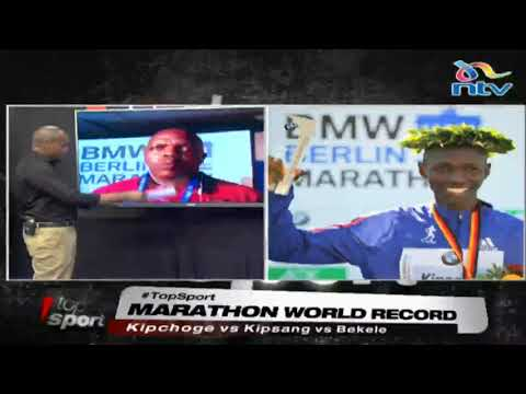Will Kipchoge or Kipsang break the Marathon World Record in Berlin?