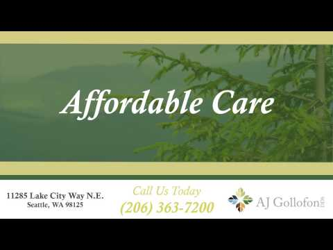Affordable Dental Care in Seattle, WA - Dr. AJ Gollofon