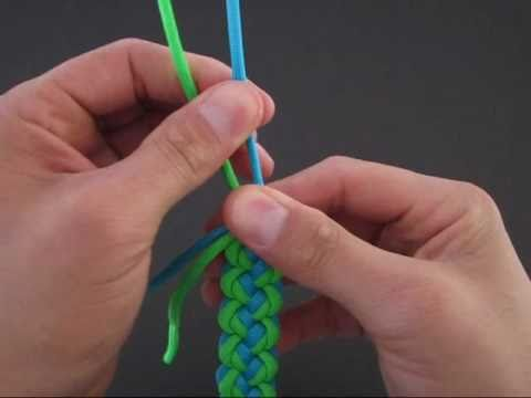d5d64c15e6a3a How to Make a Thick Zipper Sinnet Bracelet by TIAT