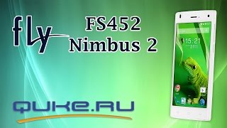 Обзор Fly FS452 Nimbus 2 ◄ Quke.ru ►