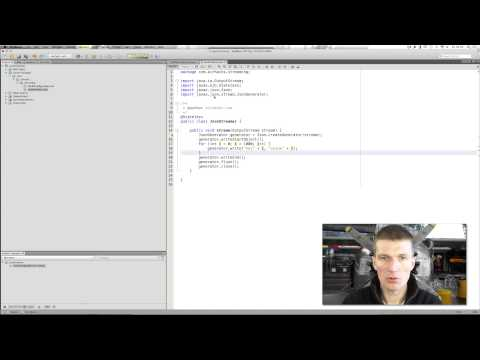 JSON Streaming With JAX-RS 2.0
