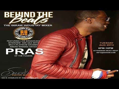 Behind the Beatz ft. Pras Michel: Pump Fakin', New Album, Fugees, Working with ODB and More!