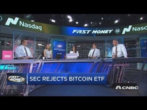 The SEC Has Rejected The Last Proposed Bitcoin ETF Standing