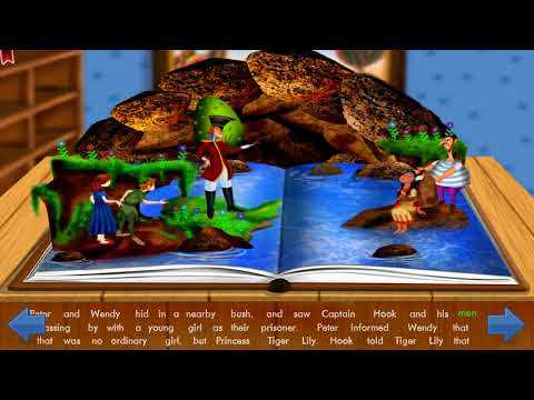Peter Pan adventure story- Bedtime Stories For Kids childrens