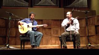 Duane Andrews & Dwayne Côté The Empress CD Release D.F. Cook Recital Hall - Sat. May 26 2012