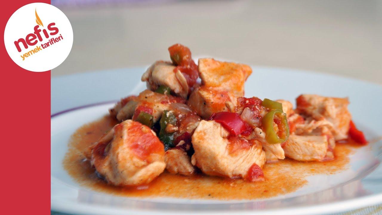 Tavuk Sote Tarifi Nefis Yemek Tarifleri