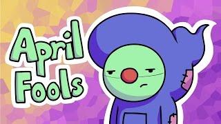 April Fools thumbnail