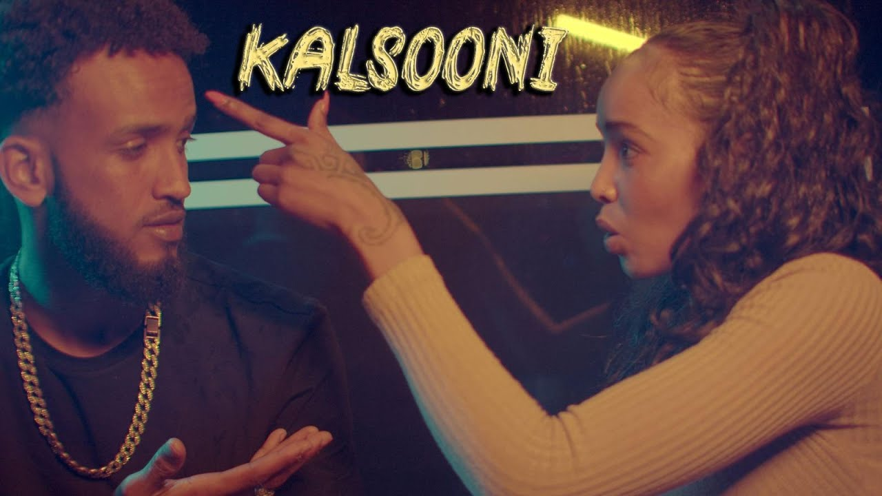 ABDIRIZAK CARAB   KALSOONI   OFFICIAL MUSIC VIDEO 2021