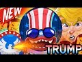 Agar.io NEW SKINS '' SECRET UPDATE '' DONALD TRUMP '' INDEPENDENCE 4 JULY SKIN '' AGARIO MOBILE BEST