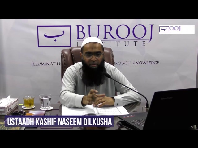 The Golden Advice ┇Ilm Moments┇Burooj Institute┇ᴴᴰ