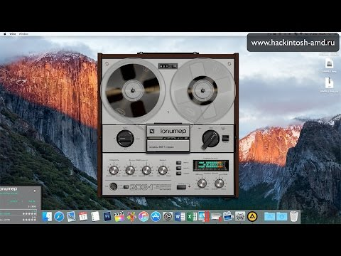 AIMP -  плеер для Windows и Mac OS X.  AIMP for Mac OS Hackintosh 10.11.4