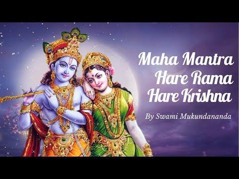 Hare Rama Hare Krishna - Maha Mantra - Latest Krishna Song 2018 - Most Beautiful Bhajan