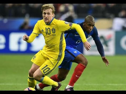 Sweden - Belarus 4-0 Highlights 25/03/2017