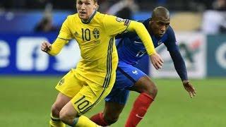 Video Gol Pertandingan Swedia vs Belarusia