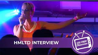 HMLTD Interview