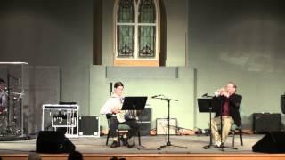 Jayme Stabel (accordion), Keith Wood (trumpet), Sean Lane (drums) -  Les deax Amis