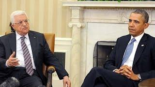 """Госдепартамент США """"глубоко обеспокоен"""" решением президента Государства Палестина."""