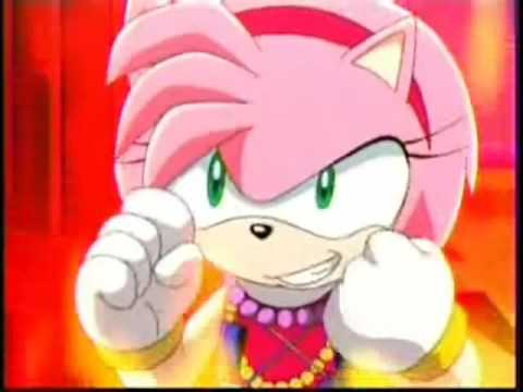 Sonic x amv amy rose tiger youtube - Amy rose sonic x ...
