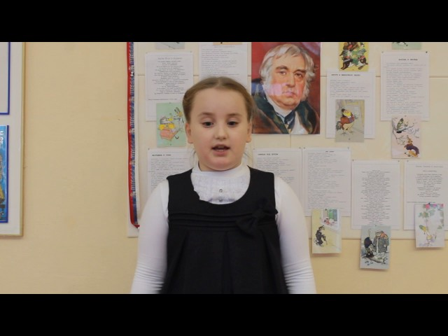 Изображение предпросмотра прочтения – НадеждаУколова читает произведение «Зеркало и обезьяна» И.А.Крылова
