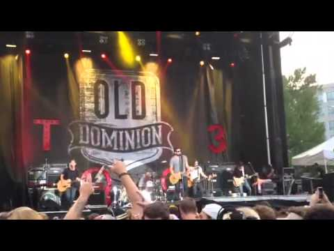 Old Dominion performs 'Beer Can In a Truck Bed live at BMI with Jake Owen