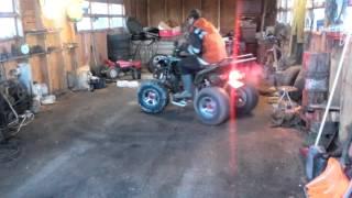 Atv 250cc Donut