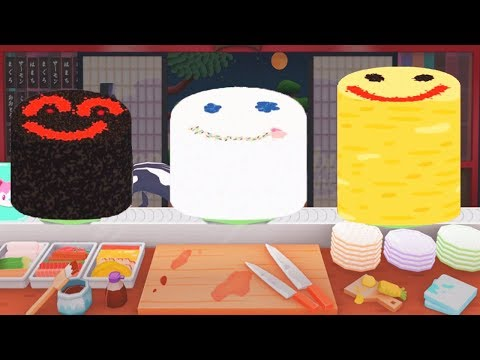 Fun Cooking Kids Games - TO-FU Oh!SUSHI - Play Fun Cooking Prepare Food Games For Children