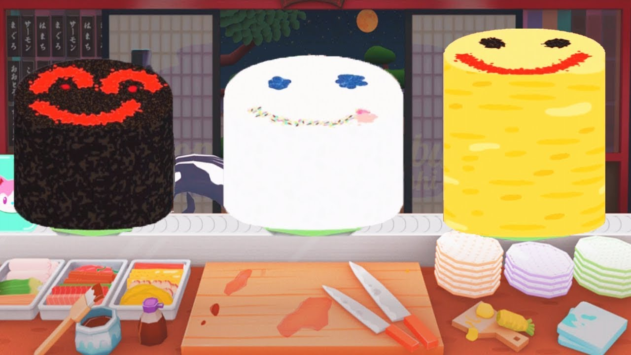 Fun Cooking Kids Games – TO-FU Oh!SUSHI – Play Fun Cooking Prepare Food Games For Children