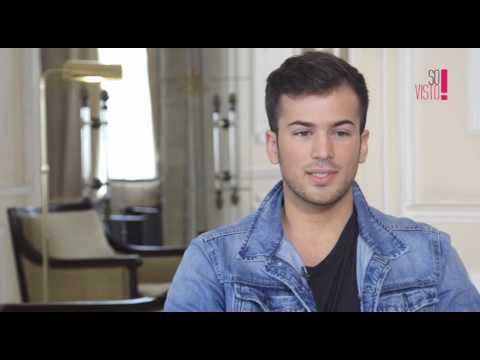 David Carreira em entrevista com Sílvia Alberto - Só Visto!