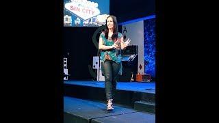 Brittni De La Mora Shares Her Testimony - From Porn Star To Preacher.
