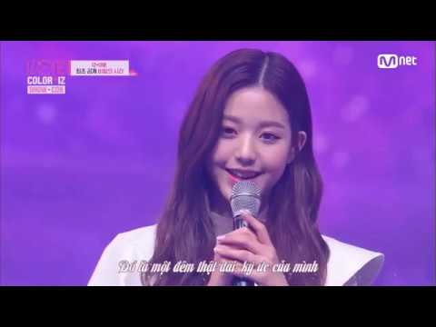 Vietsub] Secret Time/ Memory - IZ*ONE at DEBUT SHOW-CON - YouTube