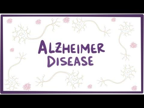Alzheimer's Disease - Plaques, Tangles, Causes, Symptoms & Pathology