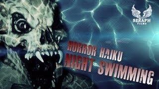 HORROR HAIKU: Night Swimming