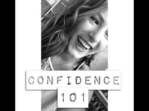 How To Find Confidence Within Yourself :)