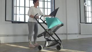 Video: Quinny jalutuskäru päikesevari