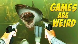 Rockstar Shark - Games Are Weird 183