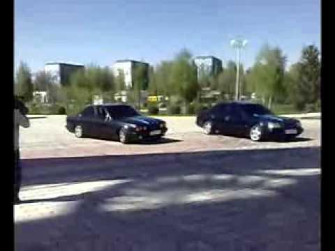 BMW ft. MErs - Drifting. Bishkek - Kyrgyzstan